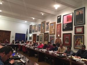 Aprobado el orden procesional de las Bandas que participarán en la Semana Santa de 2017