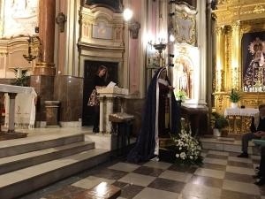 Lucía Álvaro Burgos, Pregonera Juvenil de la Semana Santa de 2017 con un emotivo Pregón en verso