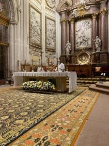 Cuenca celebra un Corpus Christi diferente