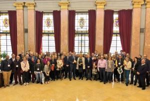 Buen balance de la participación de la V. H. de la Santa Cena en el XV Encuentro Nacional de Hermandades