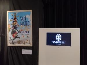 La Semana Santa de Cuenca, presente en una exposición sobre fiestas de Interés Turístico Internacional en Bélgica
