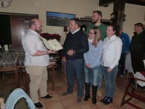 Éxito de la convivencia en Requena organizada por la Cantera Nazarena y la A. C. Descendimiento Cuenca