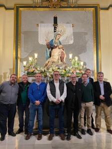 La Semana Santa de Cuenca se presenta en Cartagena en un emotivo acto y concierto
