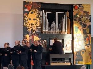 """Presentado el CD """"Miserere"""", una colección de composiciones nazarenas interpretada por el Coro de la Catedral"""