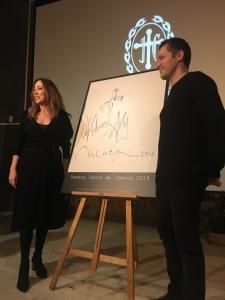 """Jesús Soriano, Cartelista de la Semana Santa de Cuenca 2018 con """"Espíritu"""", una obra que apela a la trascendentalidad de la Pasión"""
