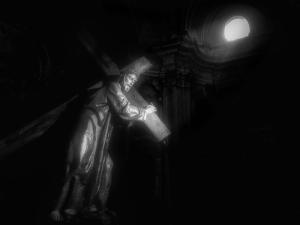 """""""Miradas inocentes"""", de David Saiz, ganadora del XX Concurso de Fotografía de la Soledad del Puente"""