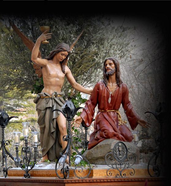 La imaginería en la Semana Santa de Cuenca